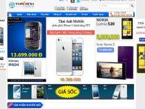 Bí quyết để thiết kế website bán điện thoại cực hút khách hàng