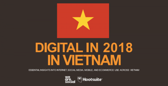 Thị trường Digital Marketing Việt Nam nửa đầu năm 2018