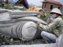 Làng nghề chế tác đá mỹ nghệ Ninh Vân Ninh Bình