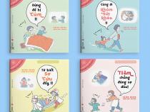 Sách ehon sức khỏe dạy trẻ kỹ năng phòng bệnh ngay từ nhỏ