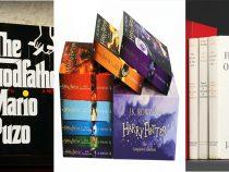 10 cuốn tiểu thuyết chuyển thể thành phim thành công nhất