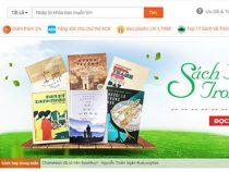 Giới thiệu top 6 trang web mua sách online tốt nhất 2020