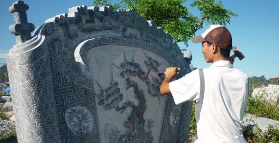 Giá trị lịch sử làng nghề sản xuất đá mỹ nghệ Ninh Bình