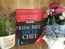 Review sách: Khác biệt hay là chết – dám khác biệt để dẫn đầu