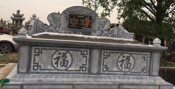 Những ngôi mộ, lăng mộ bằng đá đẹp nhất Việt Nam