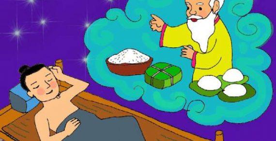 Ý nghĩa của bánh chưng, bánh giầy trong ngày Tết cổ truyền